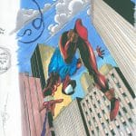 Spider-Man Unlimited #9, strona 26 (dwa kolory)