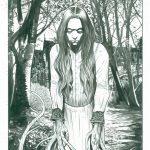 Grave Terror's Tales #3, okładka