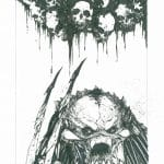 Predator: Hunters II #1, okładka
