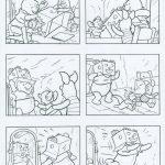 Winnie-the-Pooh: Tigger #3, strona 13 (zestaw)