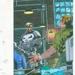 The Punisher War Journal Vol 1 #79, strona 1 (kolor)