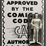 Approved by the Comics Code Authority (sygnowany)