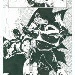 Gotham Underground #8, strona 3 (art outlet)