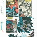 Batman: Turning Points #3, strona 2 (kolor)