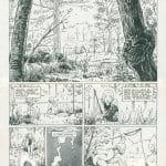 Prosiacek 8, strony 9-11, Misiom (kompletna historia)