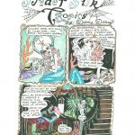 Spider Silk Tropics (kompletny komiks, 10 kolorów)