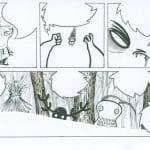 Łauma, strona 49 (pełna plansza)