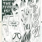Web of Spider-Man #77, strona 3 (art outlet)