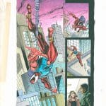 The Spectacular Spider Scarlet #1, strona 7 (kolor)