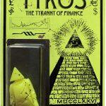 The Fates, kolekcja 4. bootlegów (Tyros, Chronos, Mordros, Xanthos)