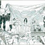 Tajfun: Nowe przygody. Antologia, strony 6-7 (double splash)