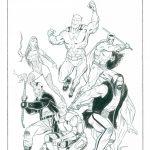 Biały Orzeł #1, okładka wersji limitowanej wydania II