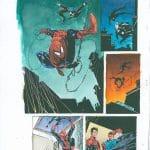 Spectacular Spider-Man #229, strona 6 (dwa kolory)