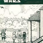 Wampiurs Wars #5: Gniew Yog-Sothotha, kompletny komiks (okładka i 18 plansz)