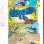 Venom: Finale #3, s. 14 (dwa kolory)