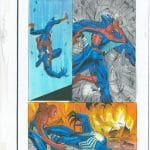 Venom: Finale #3, s. 19 (dwa kolory)