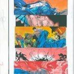 Venom: Finale #3, s. 21 (dwa kolory)