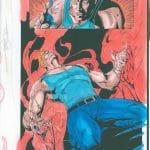 Venom: Finale #3, s. 22 (dwa kolory)