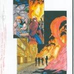 Venom: Finale #3, s. 23 (dwa kolory)