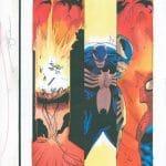 Venom: Finale #3, s. 7 (dwa kolory)