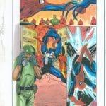 Venom: Finale #3, s. 8 (dwa kolory)