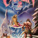 Conan, nieopublikowana okładka