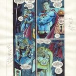 Superman: The Doomsday Wars #3, s. 7 (kolor)