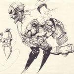 Character Design wg Bisleya