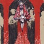 Clive Barker's Nightbreed #3, okładka
