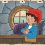 Pinochio & the Emperor of the Night (dwie folie + ręcznie malowane tło)