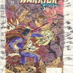 Guy Gardner Warrior vs. Superman! #30, okładka (kolor)
