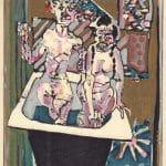 Dans les Troupes Metropolitaines, s. 1 (kolor)