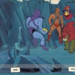 He-Man And The Masters Of The Universe, He-Man, Szkieletor, Orko, Battle Cat (zestaw 6 prac)