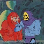 He-Man And The Masters Of The Universe, Szkieletor i Beast Man (zestaw 5 prac)