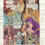New Gods vol 4 #11, kompletny komiks (22 kolory)
