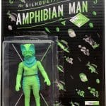 The Silhoutte of Water Amphibian Man (10/10)