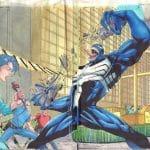 Venom: The Finale #2, s. 2-3 (zestaw)